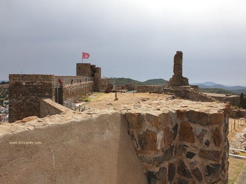 Castles in Spain Aracena
