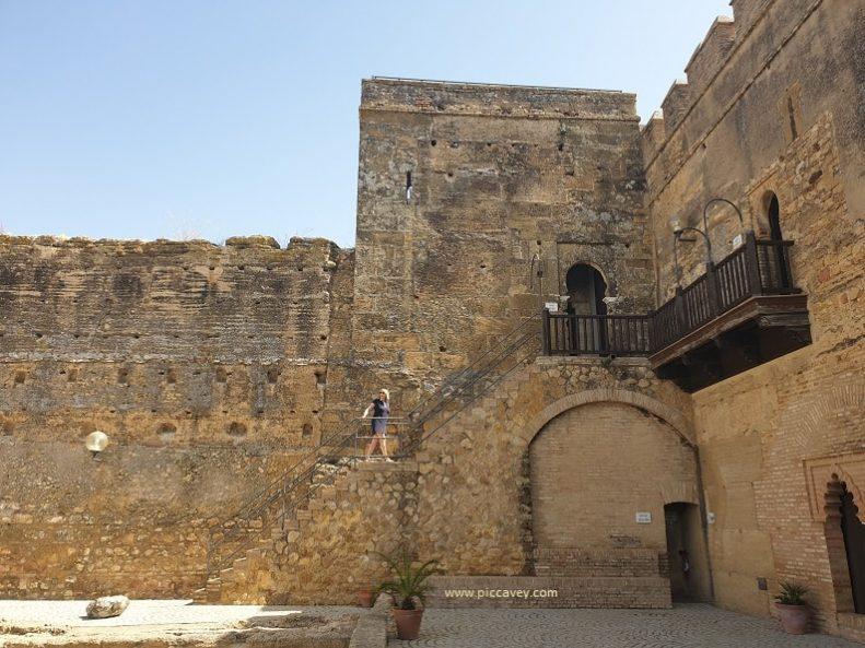 Castles in Spain Carmona Sevilla