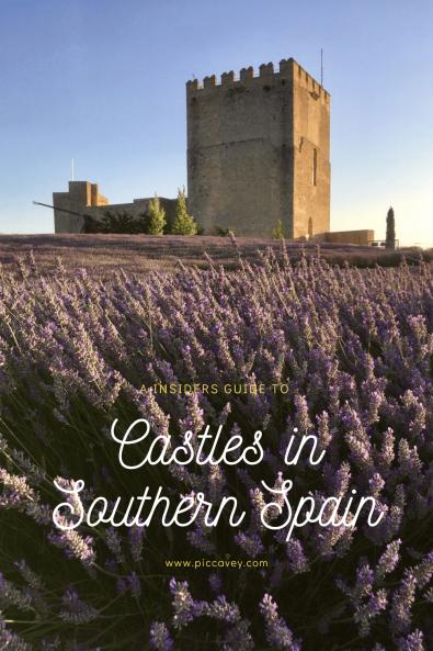 Castles in Spain Alcala la Real