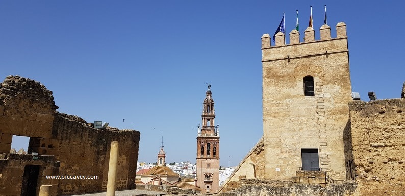 Castles of Spain Carmona Gate