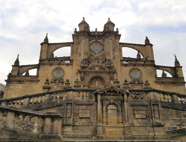 Catedral de Jerez Spain