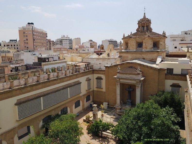 Centro Interpretacion Almeria Museum Plaza Vieja