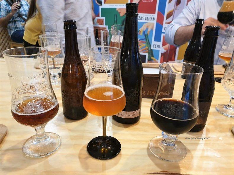 Cervezas Alhambra Granada Spain
