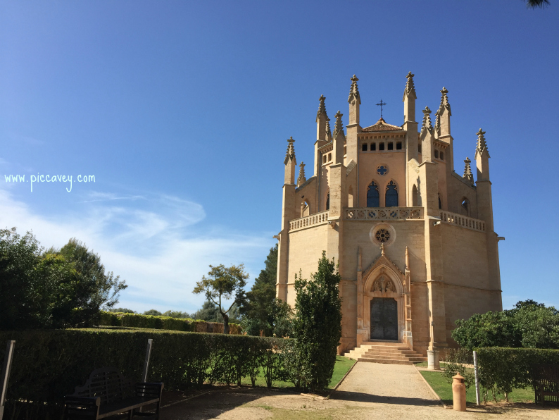 Chapel at Sa Torre Mallorca