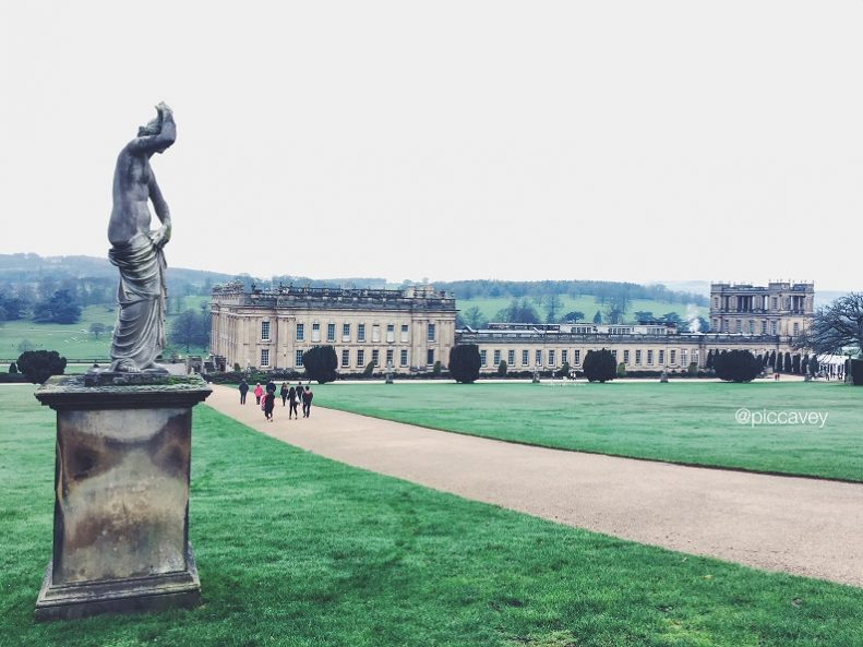 Chatsworth Derbyshire Things to do in Britain