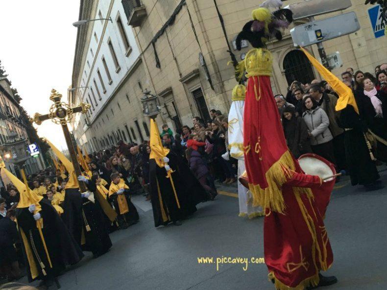 Chia Semana Santa Granada by piccavey
