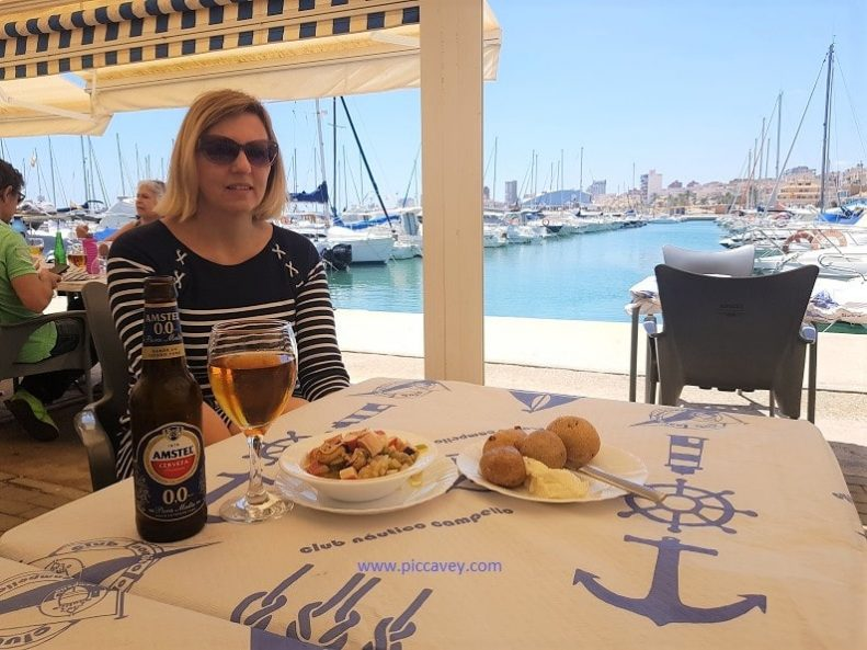 Chiringuito Club Nautico El Campello Alicante Spain Blog