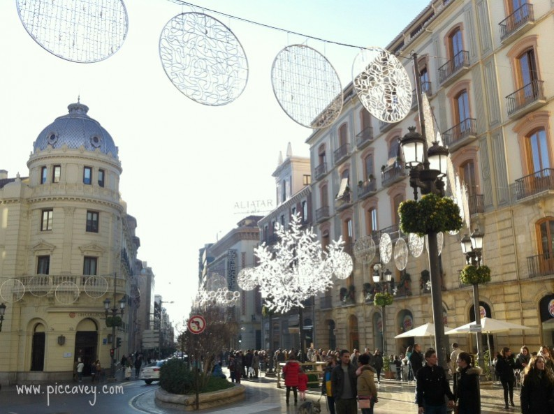 Local treats Christmas Markets in Granada by piccavey