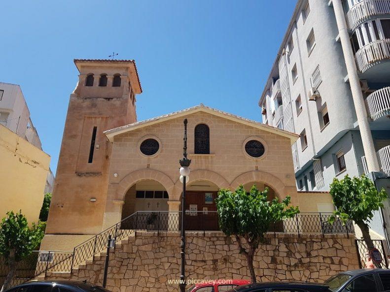 Church in El Campello