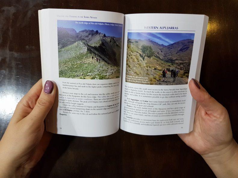 Cicerone Guidebook Walking Sierra Nevada Richard Hartley (5)