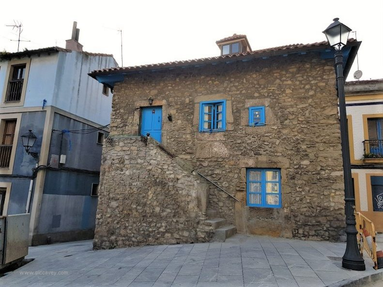 Cimadevilla Gijon Old Town Asturias