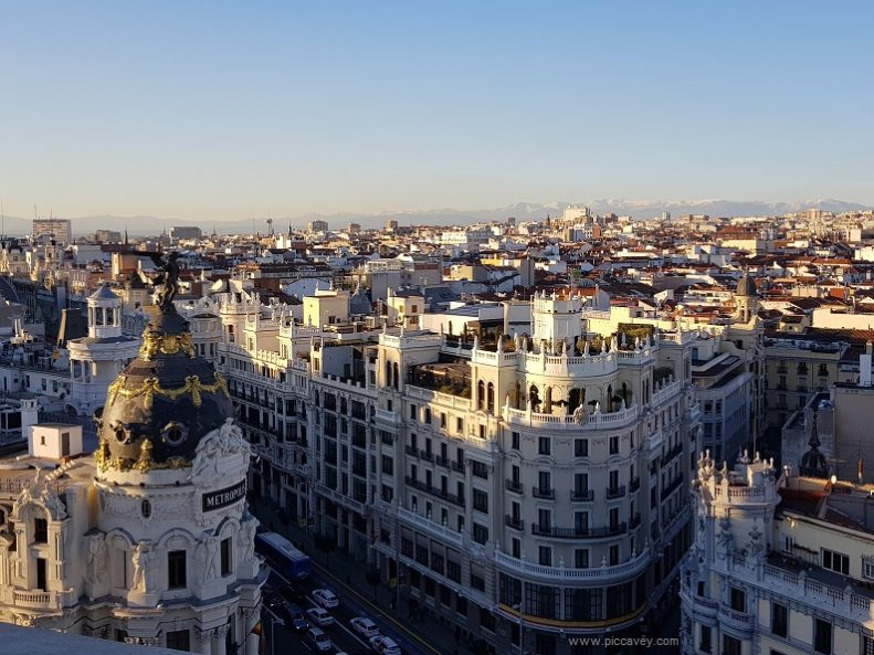 Madrid Business trip by piccavey