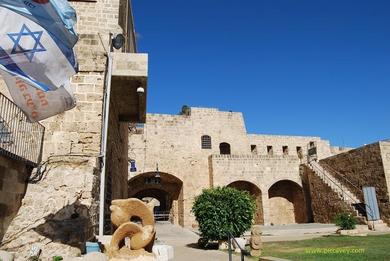 Citadel Acre Israel