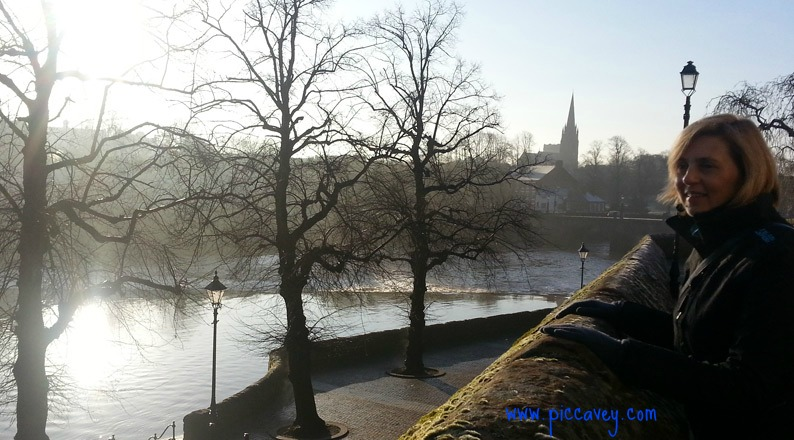 Walking the City Walls Chester