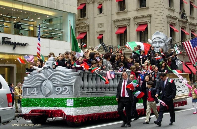 Columbus Day New York