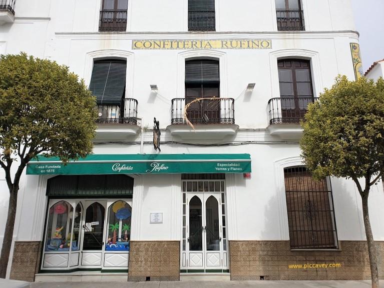 Confiteria Rufino Aracena Huelva