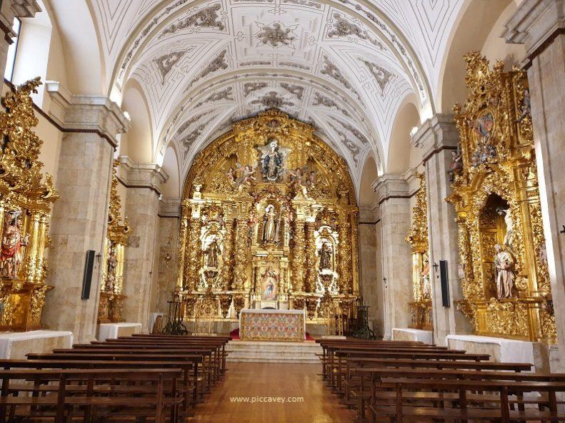 Convent Las Claras Salamanca