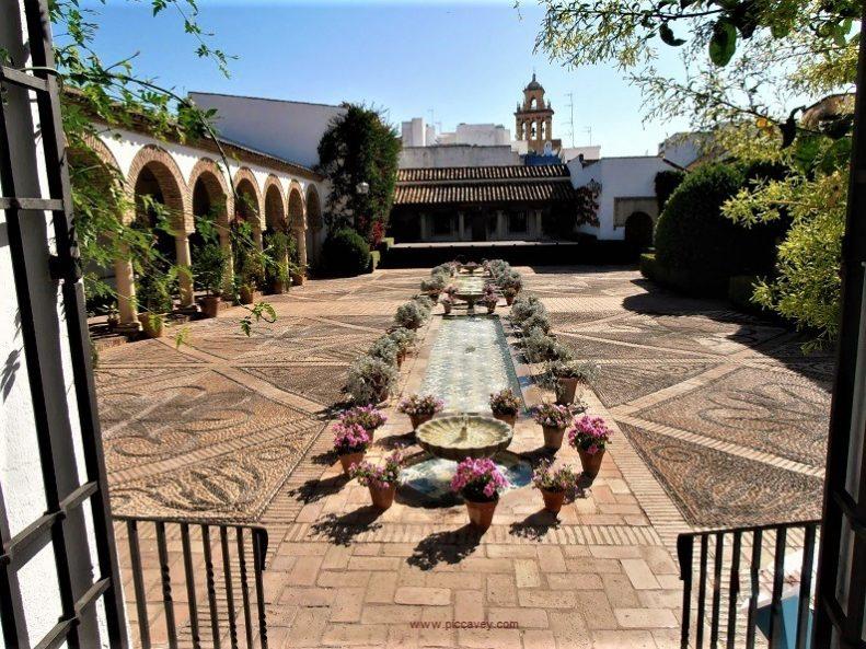 Cordoba Patios Spain Palacio de Viana