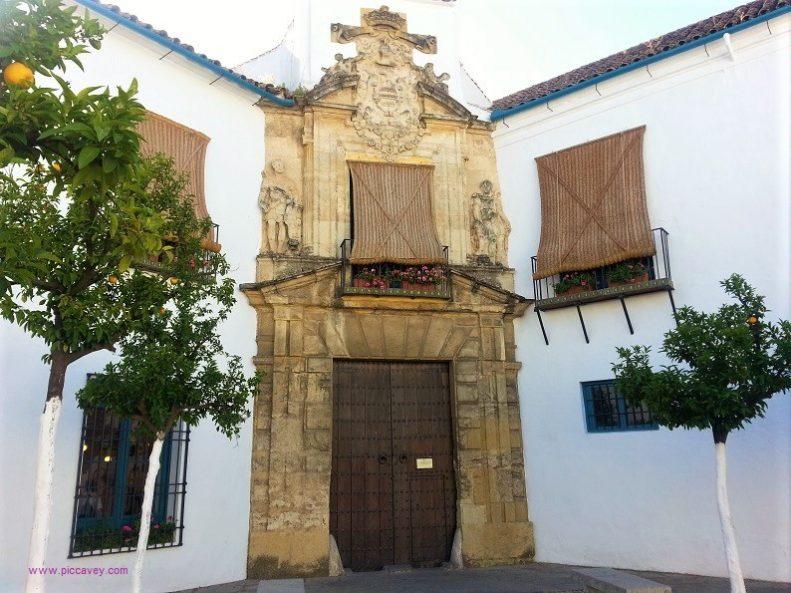 Cordoba Patios Spain by piccavey Palacio Viana