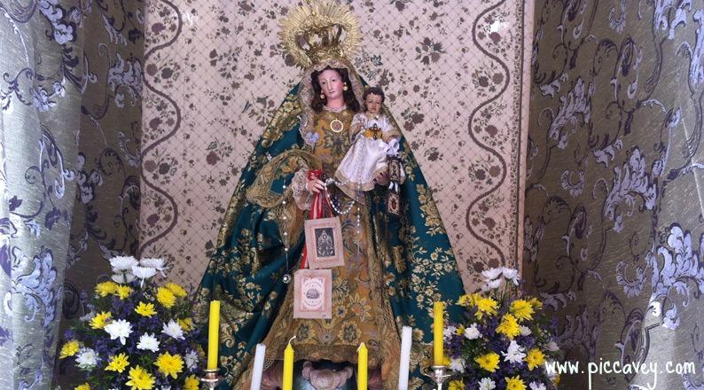 Malaga Altar festival