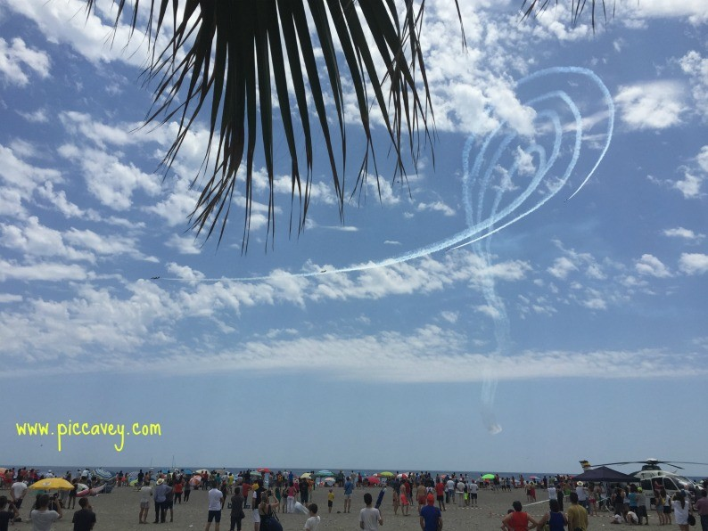 Spanish costas Costa Tropical Air Show Motril 2015