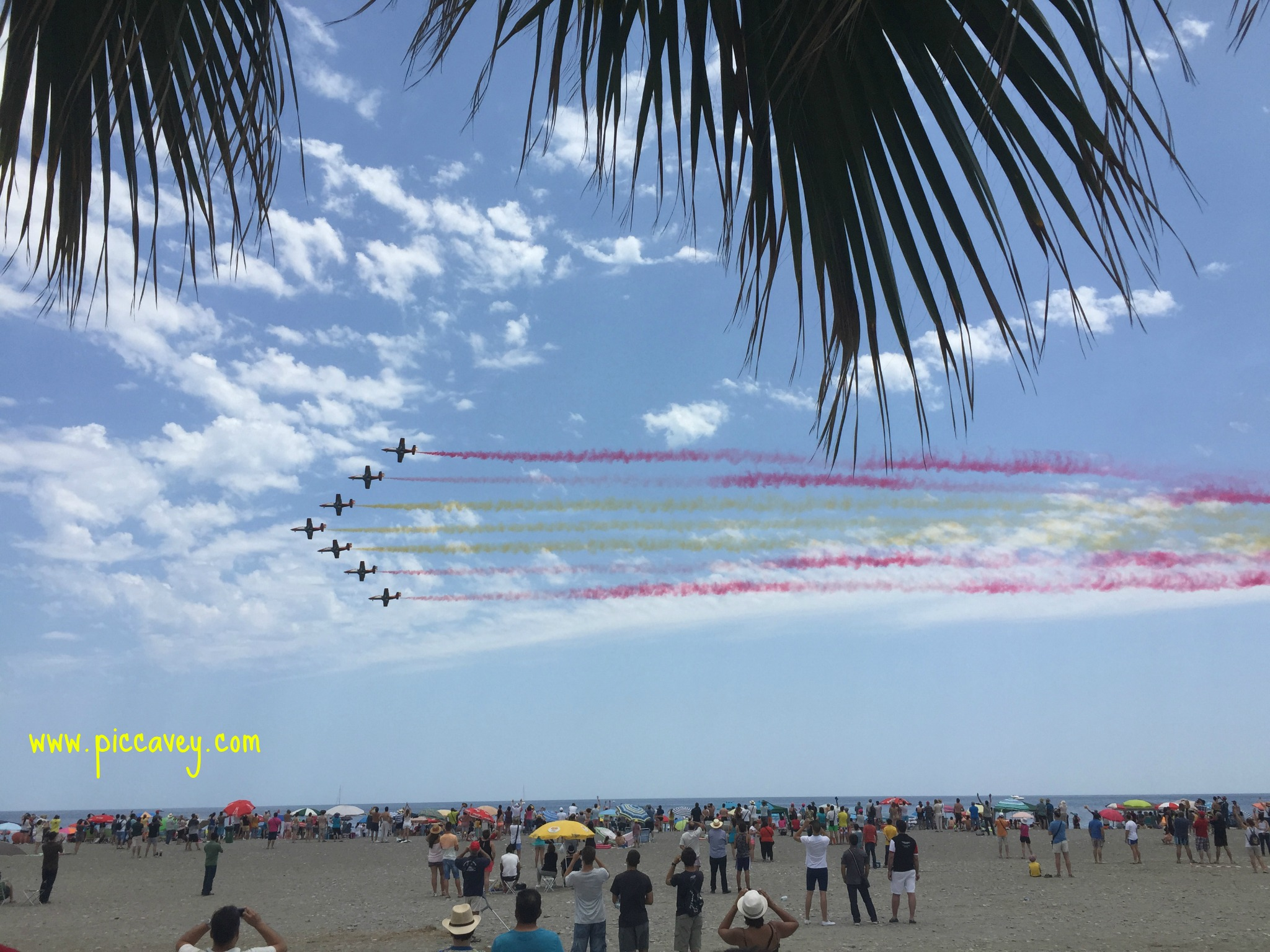 Motril Air Show Costa Tropical