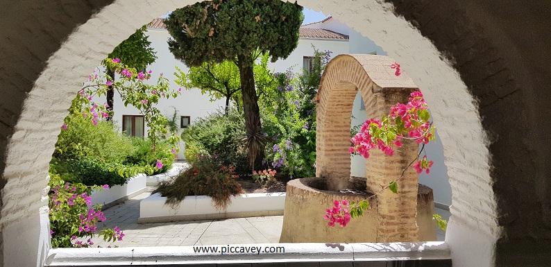 Courtyard Hotel Convento Aracena Huelva Spain