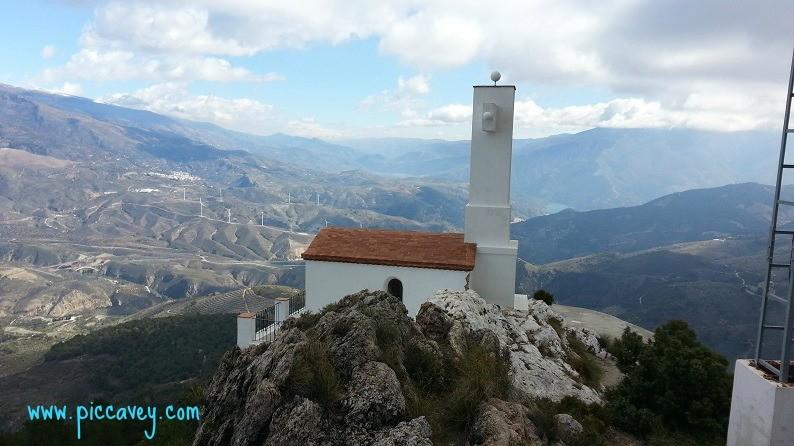 Cristo del Zapato Pinos del Valle Lecrin Valley