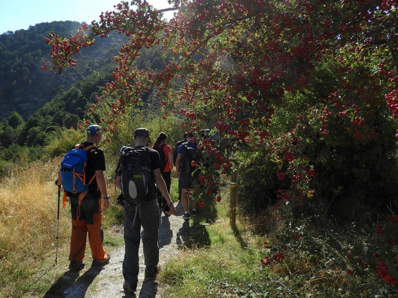 Piccavey Experiences in Andalusia Spain Hiking Sept 2018