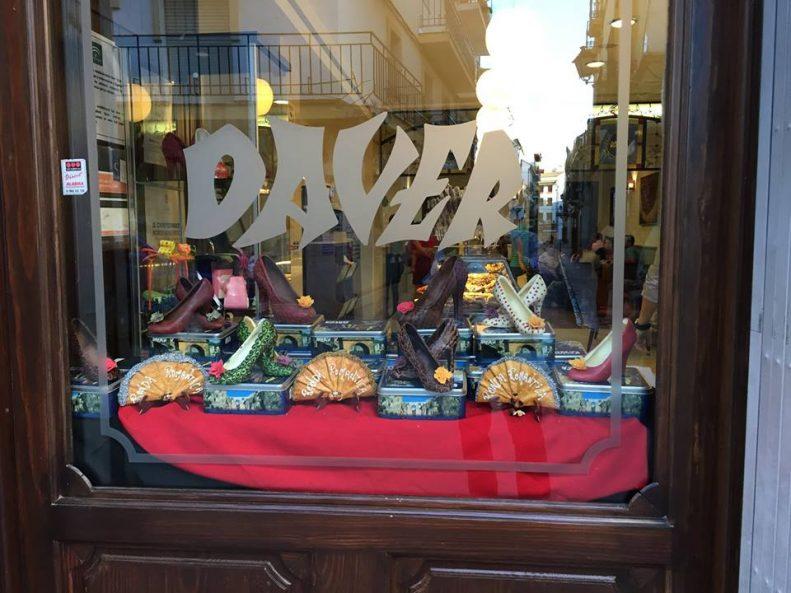Daver Cake Shop in Ronda Malaga