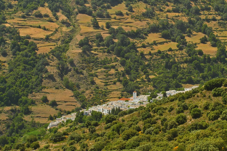 Poqueira Valley, Granada, Spain