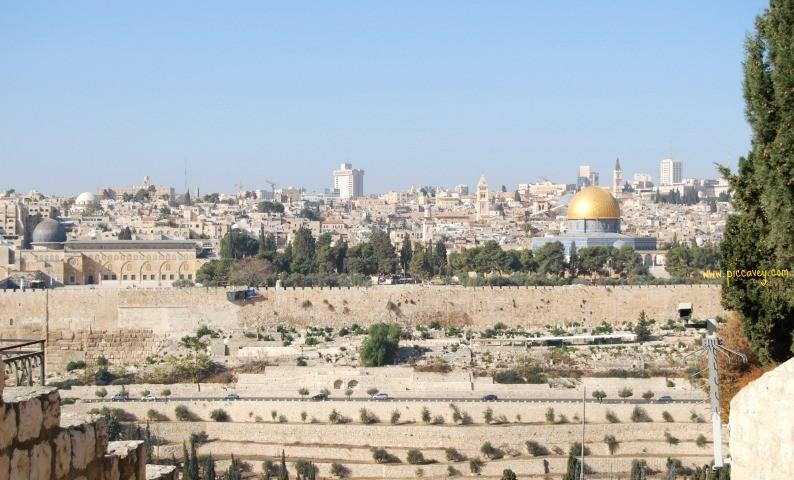 Dome of the Rock Jerusalem by piccavey