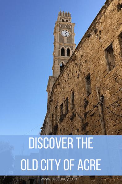 Akko Acre Israel