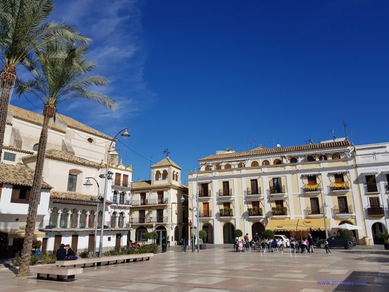 Ecija Seville