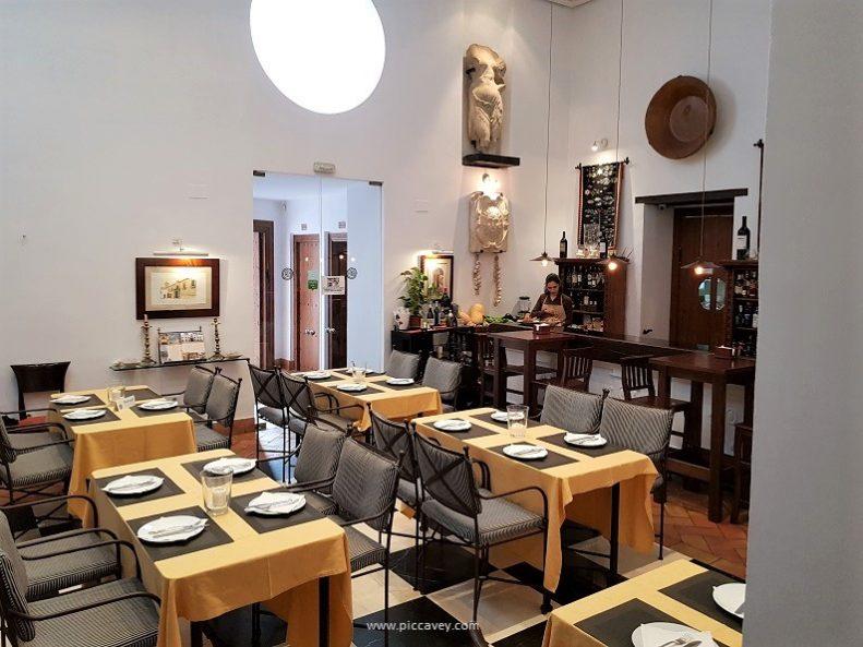 Ecija Restaurante Sevilla