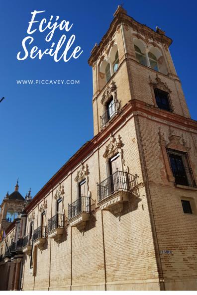 Ecija, Seville