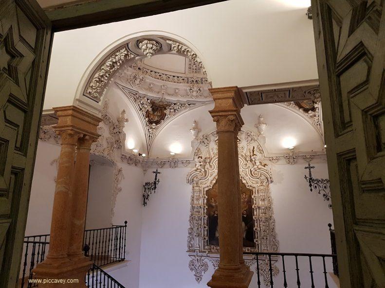 Ecija Inside Peñaflor Palace