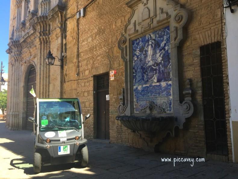 Ecotour Cordoba Spain