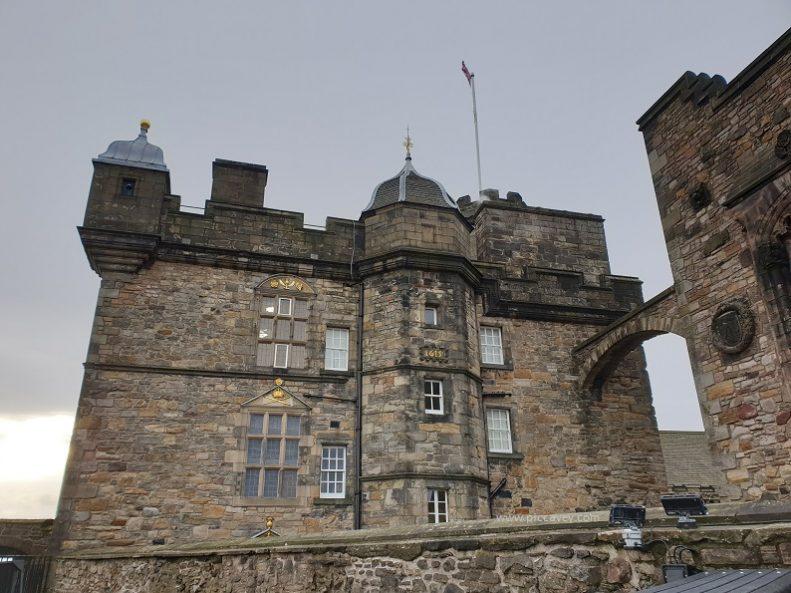 Edinburgh Castle Scotland Travel with Kids in Europe