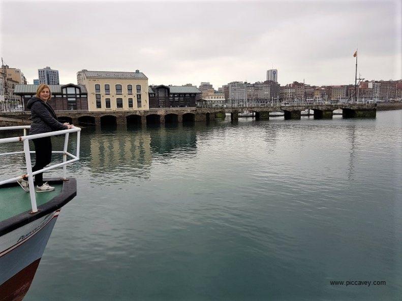El Musel Gijon Port Asturias