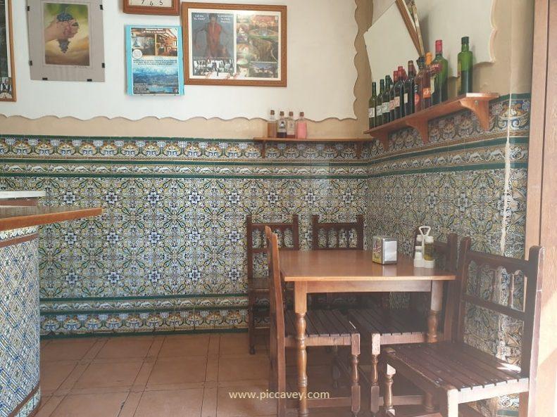 El Tigre Alhama de Granada Where to Eat-