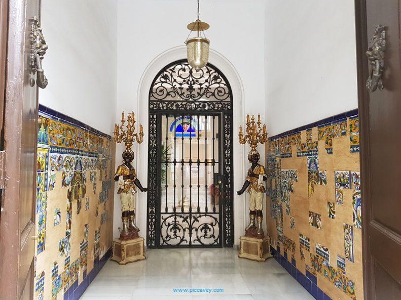 Escondite de Maria Apartments in Seville Spain