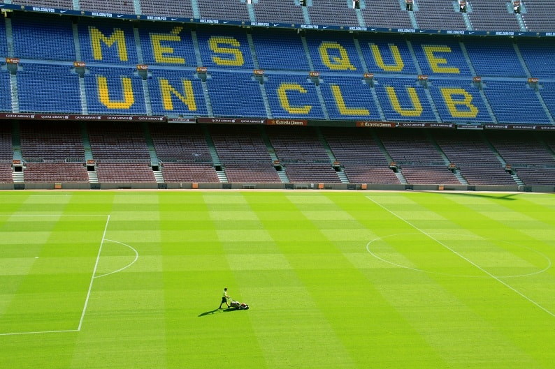 FC Barcelona Sports nick-fewings-DXeXwI4X0_g-unsplash