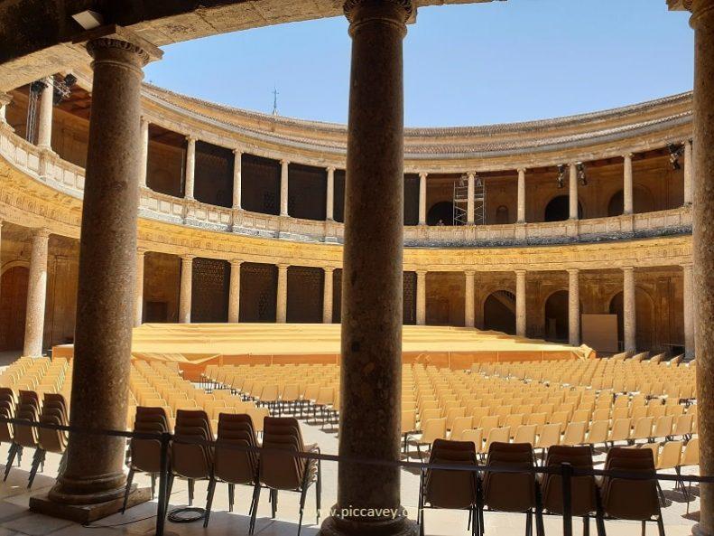FEX 2019 Palacio Carlos V Festival