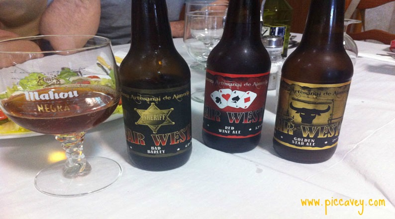 Craft beers Almeria Spain Far West