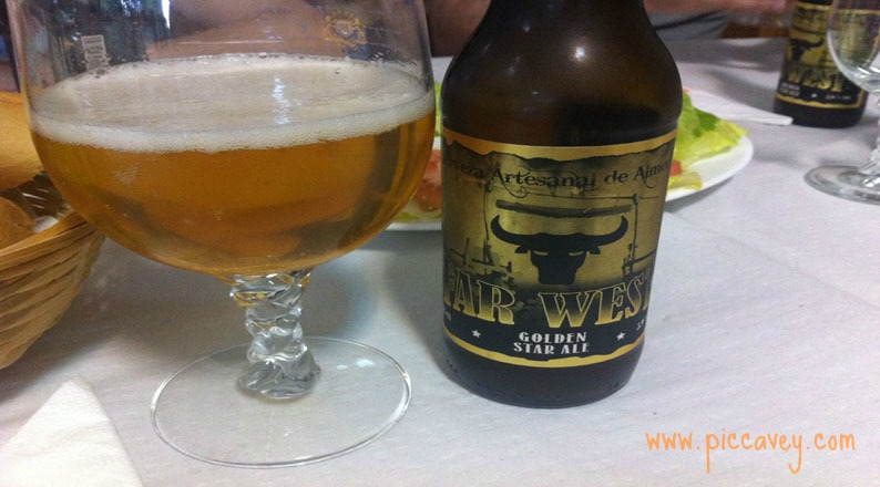 Craft beers Almeria Spain