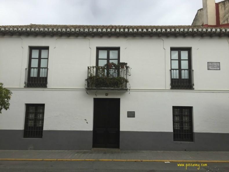 Federico García Lorca Birthplace Fuentevaqueros Granada