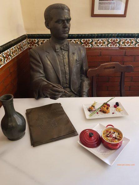 Federico Garcia Lorca Chikito Granada Spain
