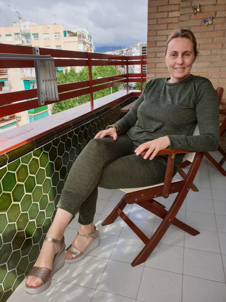 FemmeLuxe Loungewear Khaki