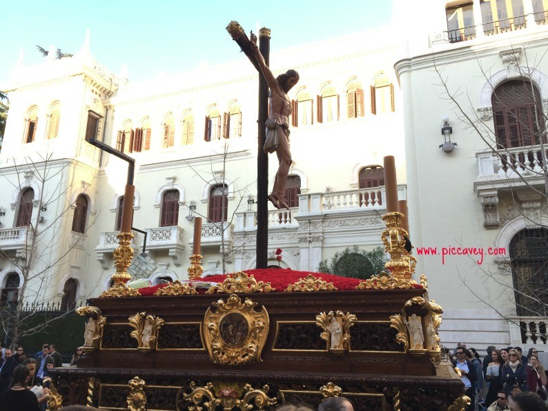 Semana Santa Ferroviarios Granada 2016